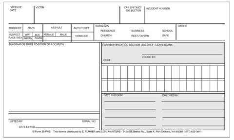 picture regarding Miranda Warning Card Printable named Legislation Enforcement Solutions