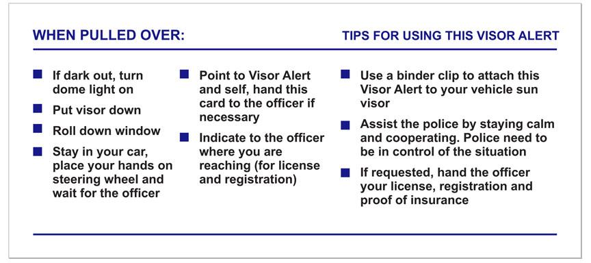 photograph regarding Miranda Warning Card Printable called Legislation Enforcement Goods